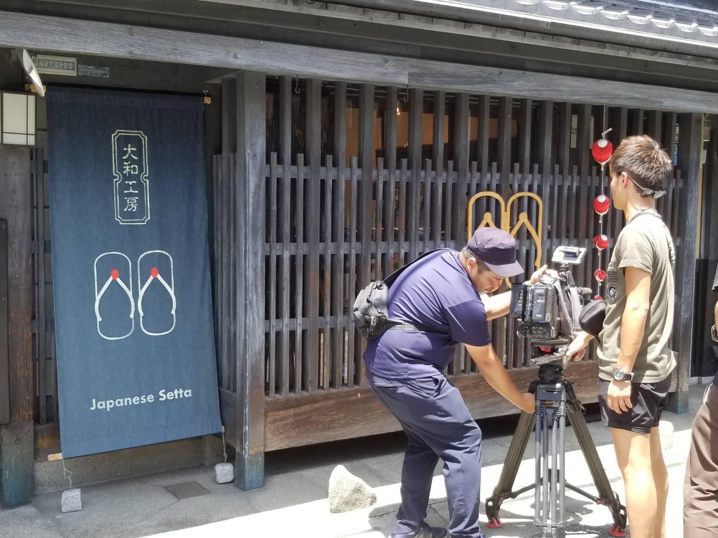 奈良ふしぎ旅図鑑撮影