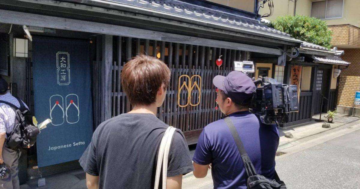 奈良ふしぎ旅図鑑撮影風景